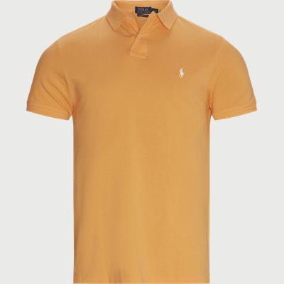 Polo T-shirt Regular   Polo T-shirt   Orange